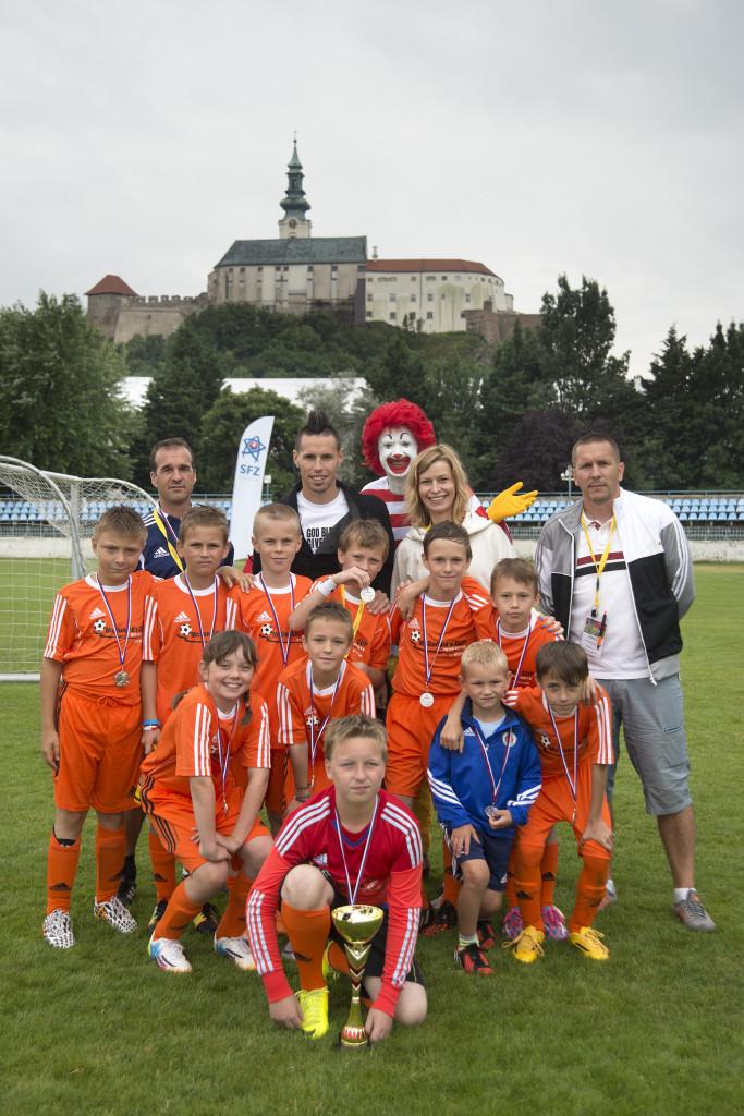 McD Cup 2015_2miesto_ZS Kollarova Svaty Jur