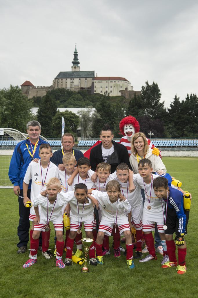 McD Cup 2015_3miesto_ZS Nejedleho Spisska N Ves