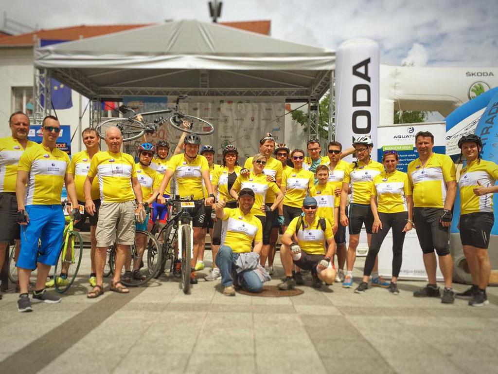 Spomedzi súťažiacich 6 tímov s celkovo 24 pretekármi zvíťazil tím riaditeľstva Slovenských elektrární, pred tímom OPOJ a tímom Slniečko z Nižnej.