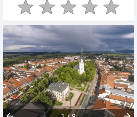 f457f5c83 Mobilný turistický sprievodca mestom Spišská Nová Ves