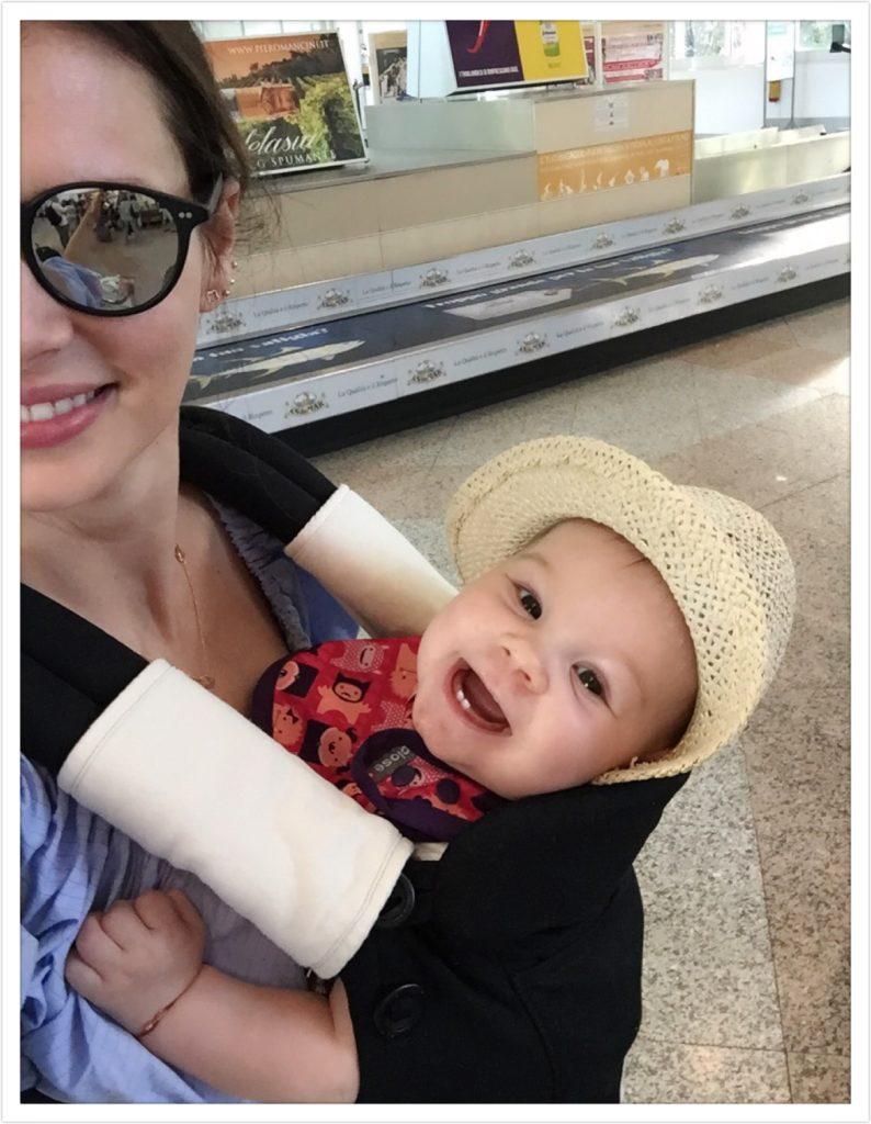 Pri výchove dcéry Juliany sa riadi hlavne materskou intuíciou.