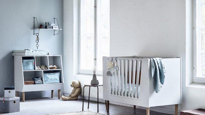 ac981d46616d Detská izba v severskom štýle  Nestarnúca a vždy moderná!